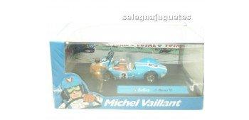 Michel Vaillant Le Mans 1961 escala 1/43 Ixo (Fisura Vitrina)