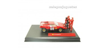 Michel Vaillant Leader Marathon escala 1/43 Ixo