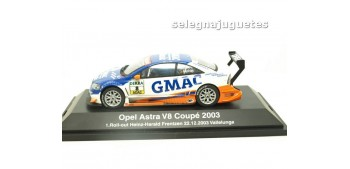 miniature car OPEL ASTRA V8 COUPE 2003 FRENTZEN 1/43 SCHUCO