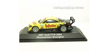miniature car AUDI TT-R 2004 ABT SHOWRENNEN SHANGHAI 1/43 SCHUCO