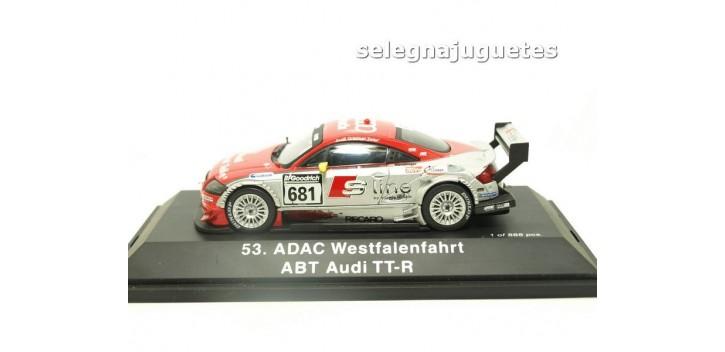 AUDI TT-R ABT ADAC 1/43 SCHUCO