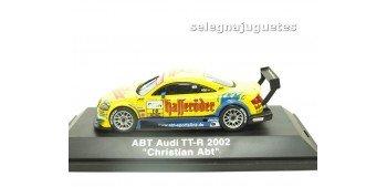 coche miniatura Audi TT-R 2002 ABT Christian ABT 1/43 Schucco