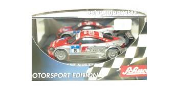 coche miniatura AUDI TT-R 2004 ABT 24 H RENNEN Nurburgring 1/43