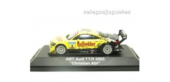miniature car AUDI TT-R 2003 ABT CHRISTIAN ABT 1/43 SCHUCO