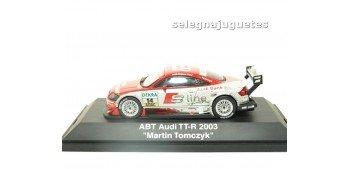 AUDI TT-R 2003 ABT MARTIN TOMCZYK 1/43 SCHUCO