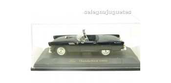 Ford Thunderbird 1955 Vitrina escala 1/43 Yat ming