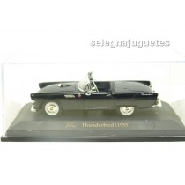 <p>MARCA: <strong>YAT MING</strong></p> <p>ESCALA - SCALE - ECHELLE - MABSTAB: <strong>1:43 - 1/43</strong></p> <p>MODELO: <strong>Ford Thunderbird 1955 Vitrina</strong></p>