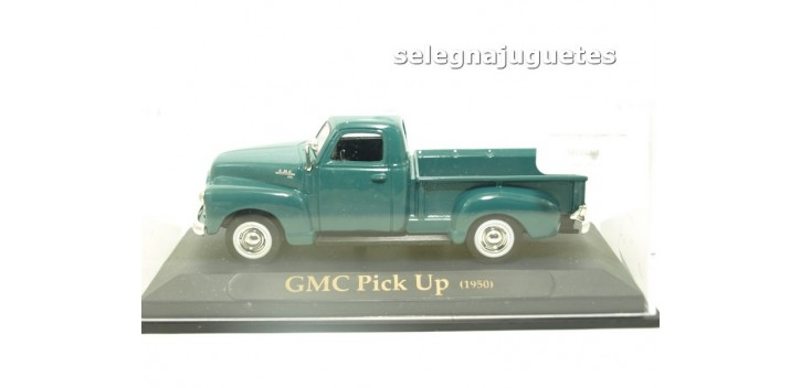 GMC Pick Up 1950 Vitrina escala 1/43 Yat ming