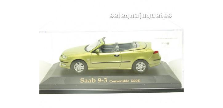 Saab 9-3 Convertible Vitrina Lima Metalico 2004 escala 1/43 Yat ming