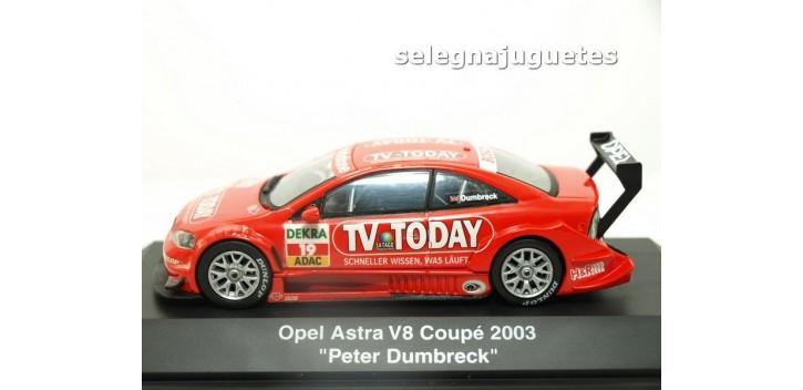Opel Astra V8 Coupe 2003 Peter Dumbreck escala 1/43 Schucco