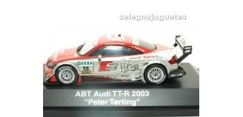 AUDI TT-R 2003 ABT PETER TERTING 1/43 SCHUCO