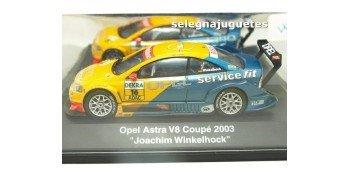 OPEL ASTRA V8 COUPE 2003 J. WINKELHOCK 1/43 SCHUCO