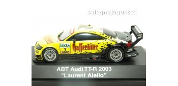 AUDI TT-R 2003 ABT LAURENT AIELLO 1/43 SCHUCO