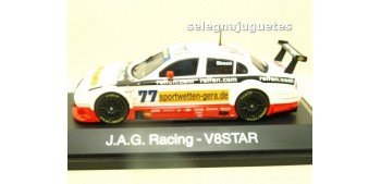 miniature car ZAKSPEED V8STAR 2002 1/43 SCHUCO