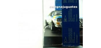 Audi Quattro A1 Stig Blomqvist - Bjorn Cederberg - SANYO - escala 1/32 slot vitrina rota Team Slot