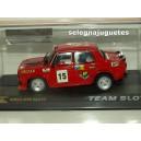 <p>MARCA:<strong>Team Slot</strong></p><p>ESCALA - SCALE - ECHELLE - MABSTAB:<strong>1/32 - 1:32</strong></p><p>MARCA:<strong>Simca 1000 Rally3Coche slot</strong></p>