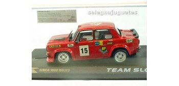 Simca 1000 Rally3 Coche slot escala 1/32 Resina Team Slot