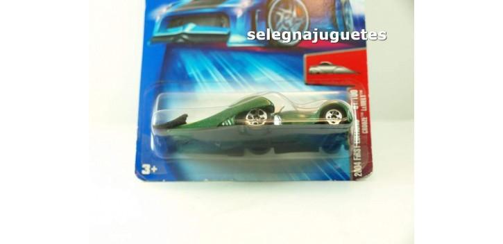 Crooze Lemelt 51-100 escala 1/64 Hot wheels coche miniatura escala