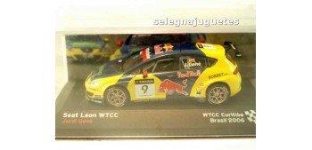 miniature car Seat Leon - Jordi Géne - Brasil 2006 - WTCC
