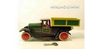 Camión Volquete artículo de hojalata Jaya