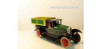 camion miniatura Camión Volquete artículo de hojalata Jaya