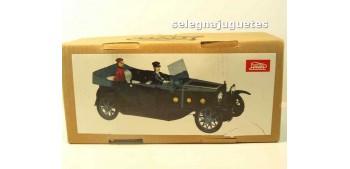coche miniatura Coche con pasajero y conductor artículo de