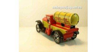 Camión Gas-Oil artículo de hojalata Jaya