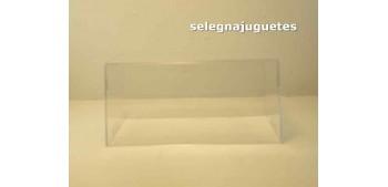 Vitrina urna Plástica Rba Altaya Antiguos Autoplus escala 1/43