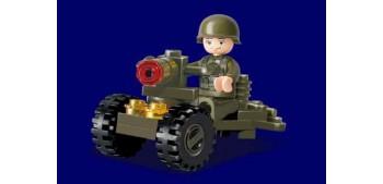Sluban B0118 Soldado con antiaereo