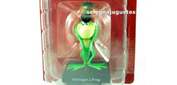Rana Michigan (Michigan J. Frog) Warner Bros Loonely tunes Figura Plomo
