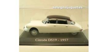 Citroen DS19 1957 (Vitrina) escala 1/43 Ixo - Rba - Clásicos inolvidables coche metal miniatura