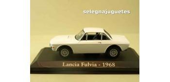 miniature car Lancia Fulvia 1968 (Vitrina) escala 1/43 Ixo -