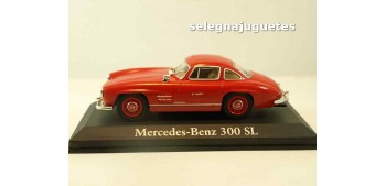 miniature car Mercedes Benz 300 SL (Vitrina) escala 1/43 Ixo -