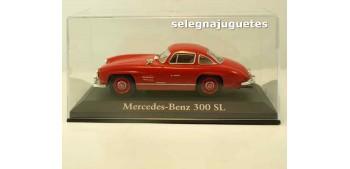 coche miniatura Mercedes Benz 300 SL (Vitrina) escala 1/43 Ixo