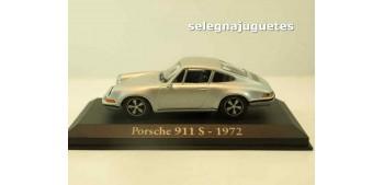 miniature car Porsche 911 s 1972 (Vitrina) escala 1/43 Ixo -