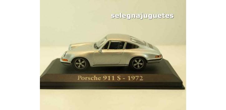 Porsche 911 s 1972 (Vitrina) escala 1/43 Ixo - Rba - Clásicos inolvidables coche metal miniatura