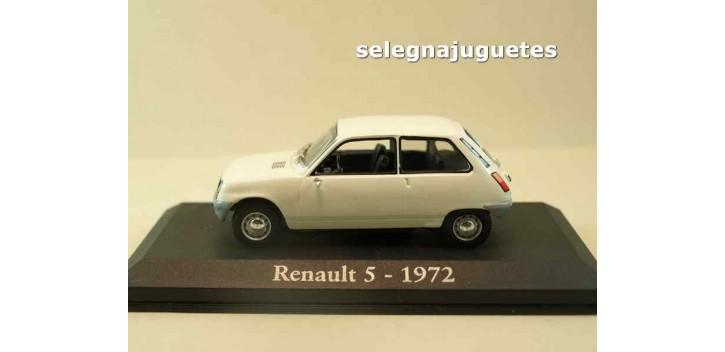 Renault 5 1972 escala (Vitrina) 1/43 Ixo - Rba - Clásicos inolvidables coche metal miniatura