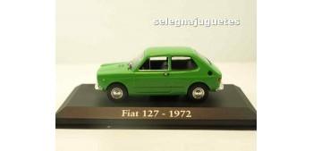 miniature car Fiat 127 1972 (Vitrina) escala 1/43 Ixo - Rba -