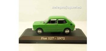 Fiat 127 1972 (Vitrina) escala 1/43 Ixo - Rba - Clásicos inolvidables coche metal miniatura Altaya