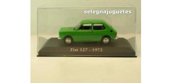 Fiat 127 1972 (Vitrina) escala 1/43 Ixo - Rba - Clásicos inolvidables coche metal miniatura