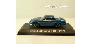 Renault Alpine A110 1969 (Vitrina) escala 1/43 Ixo - Rba - Clásicos inolvidables Altaya