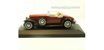 Packard 1930 Boattail Speedster Vitrina 1/43 Guisval Car miniatures