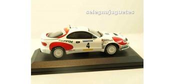 Toyota Celica Turbo 4WD Cataluña 1992 (vitrina) - C Sainz - L. Moya escala 1/43 Altaya