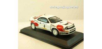Toyota Celica Turbo 4WD Cataluña 1992 (vitrina) - C Sainz - L.