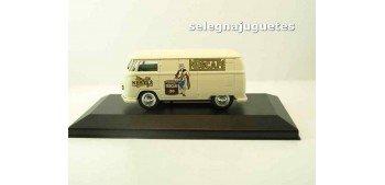 Volkswagen Transporter Nescafe (vitrina) Corgi furgoneta