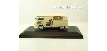coche miniatura Volkswagen Transporter Nescafe (vitrina) Corgi