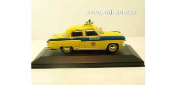 GAZ 21R Volga POLICIA DE TRAFICO DE RUSIA AÑOS 50 escala 1/43 coche
