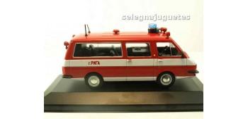 coche miniatura RAF AL 22034 VEHÍCULO DE BOMBEROS-RUSIA