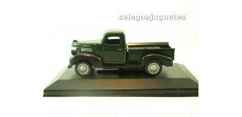 Plymouth 1941 Truck (vitrina) 1/43 Motor max Coche miniatura