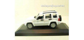 Jeep Liberty 2002 (vitrina) 1/43 Motor max